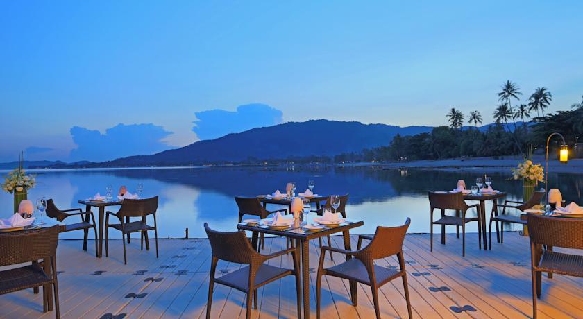 هتل 5ستاره لمردین کو ساموئی تایلند