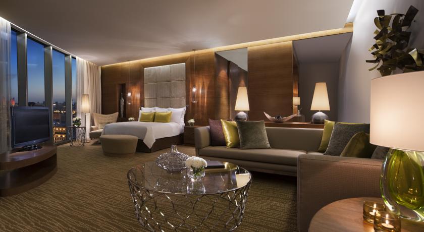 هتل 5* جی دبلیو ماریوت باکو