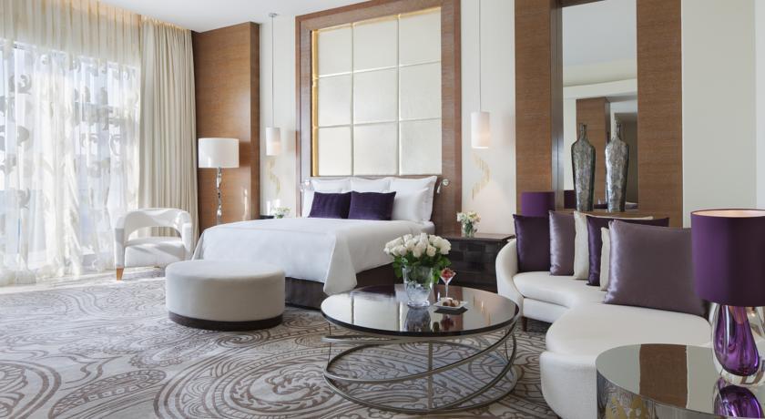 تصاویر سوئیت های هتل ماریوت باکو