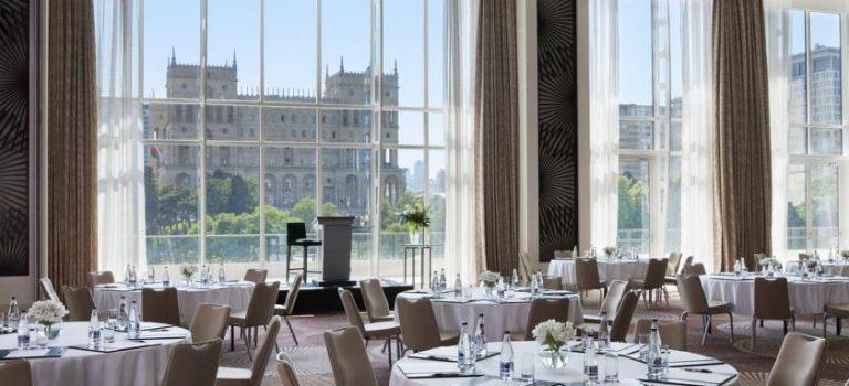 هتل ماریوت باکو | هتل جی دبلیو ماریوت باکو | JW Marriott Baku