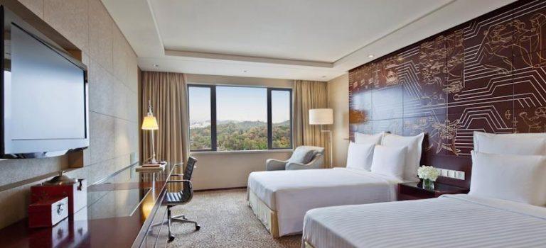 هتل ماریوت گوانگجو | China Hotel, A Marriott Hotel