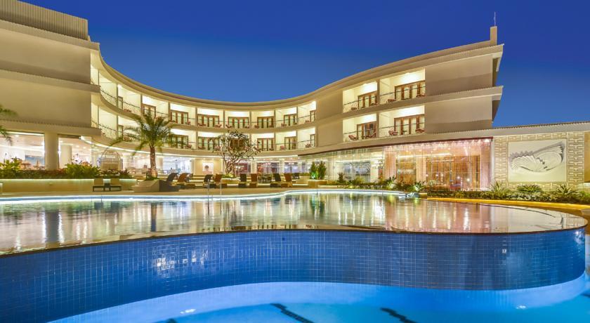 هتل 5ستاره پارک رجیس گوا