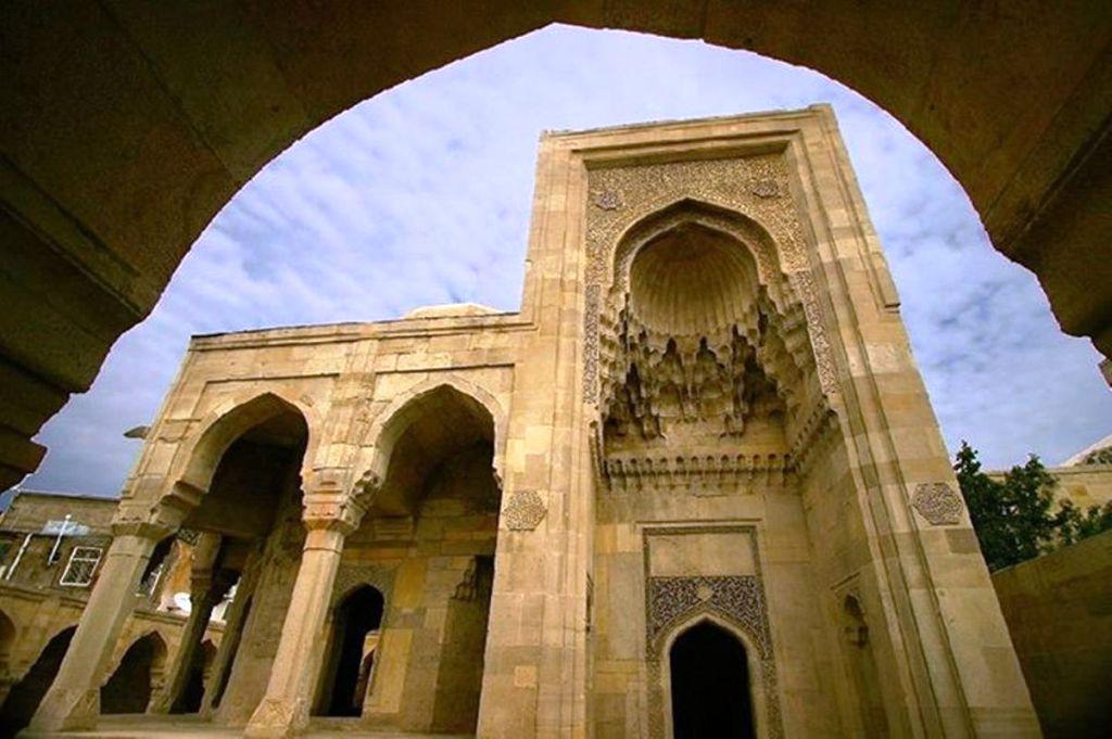 کاخ شیروان شاه باکو