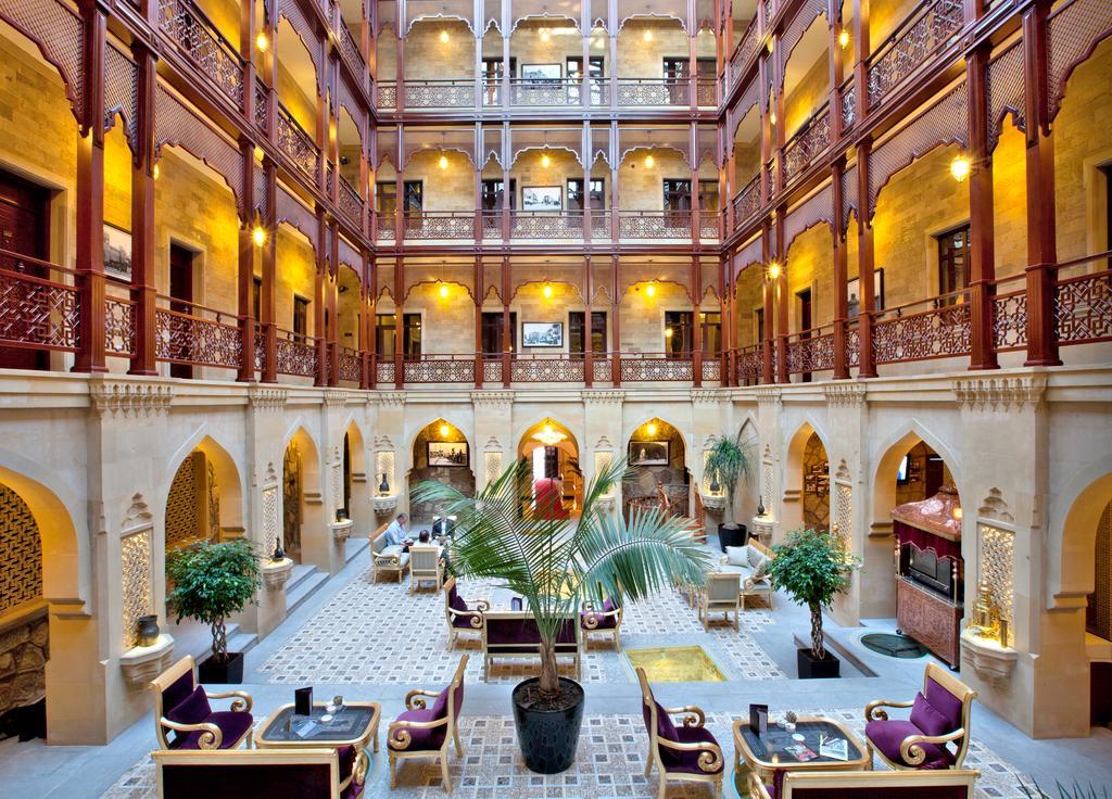 Photo of هتل شاه پالاس باکو | هتل ۴ ستاره شاه پالاس باکو
