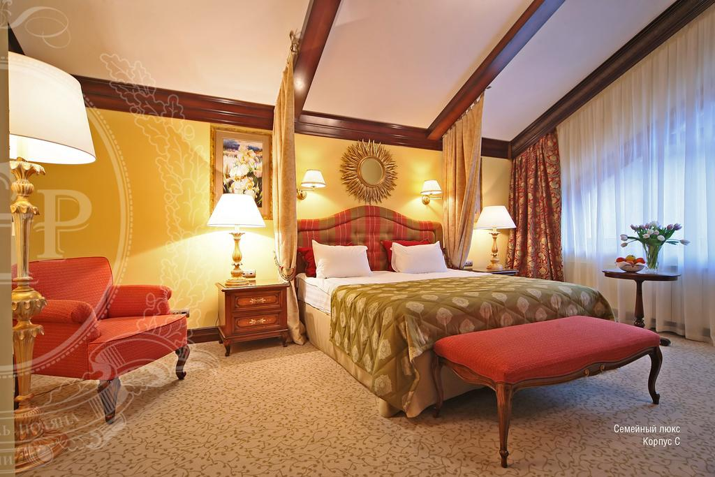 عکس سوئیت های گرند هتل پولیانا