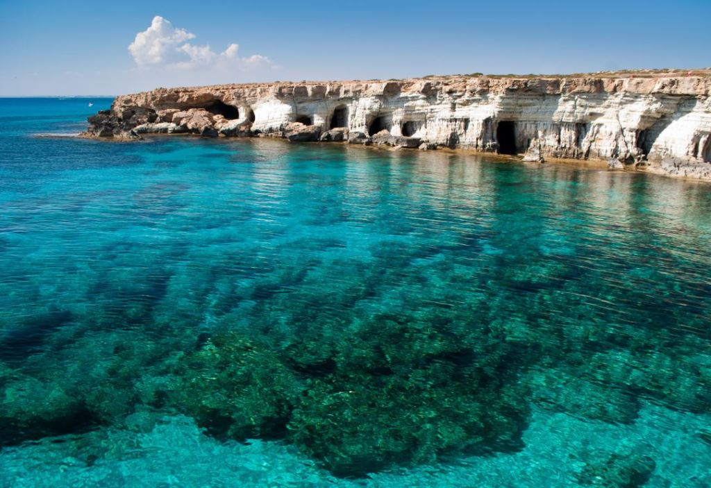 سواحل لارناکا قبرس