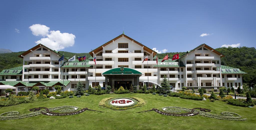 گرند هتل پولیانا 5 ستاره