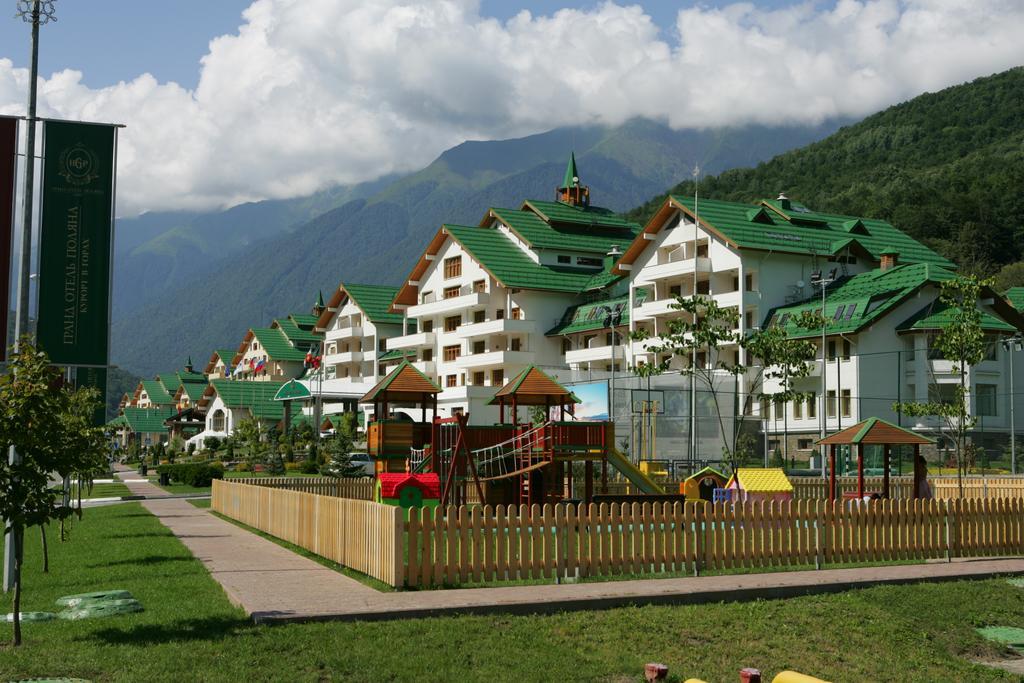 GRAND HOTEL POLYANA SOCHI