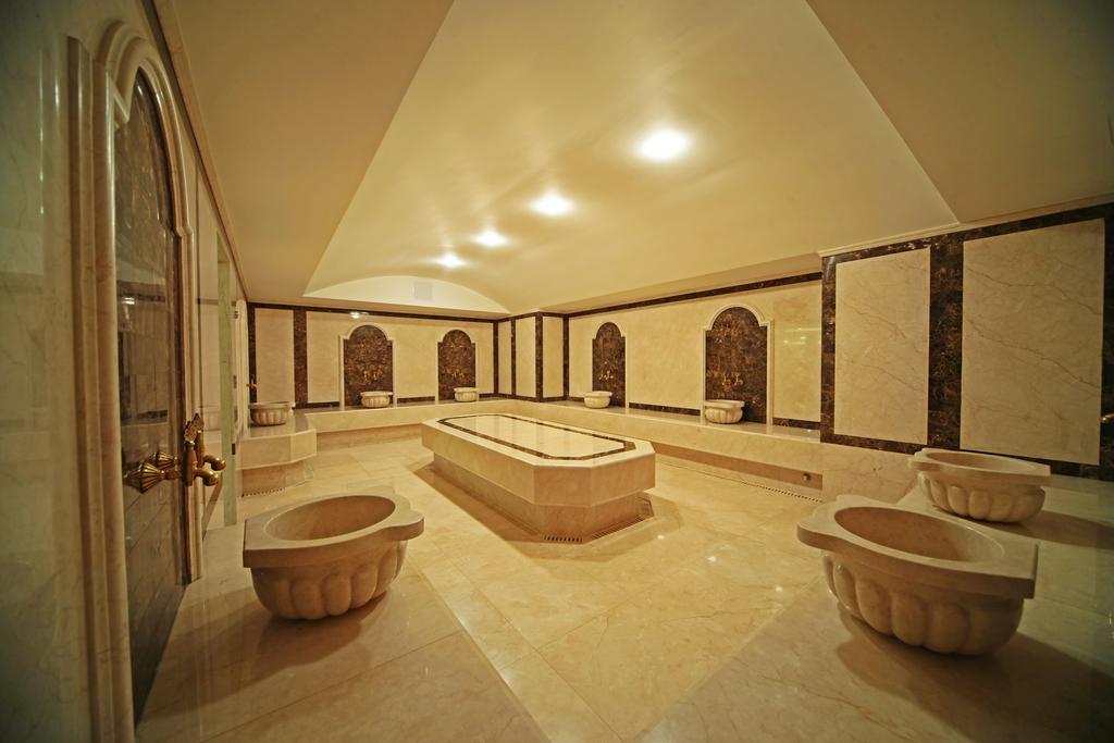حمام ترکی گرند هتل پولیانا سوجی