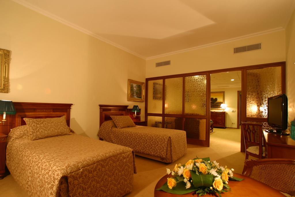 عکس اتاق های گرند هتل پولیانا