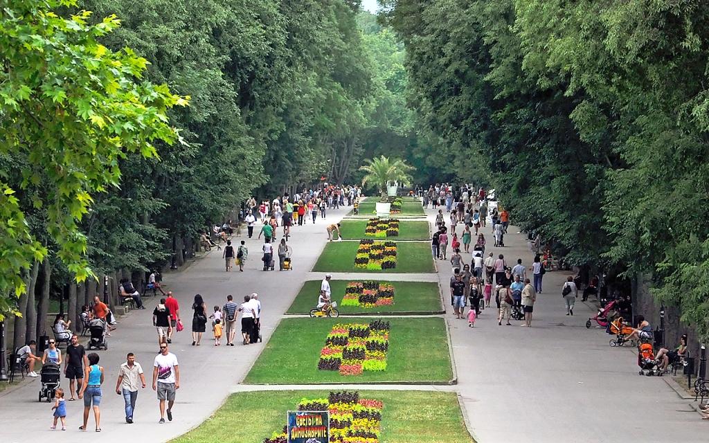 تور وارنا بلغارستان تابستان ۹۶