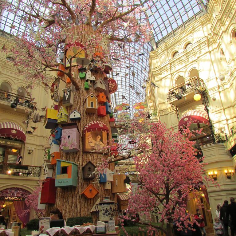 هتل آزیموت اسمولنسکایا مسکو