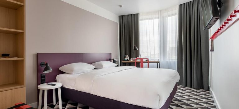هتل آزیموت اسمولنسکایا مسکو | هتل آزیموت مسکو