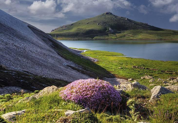 قله دالامپر آذربایجان غربی
