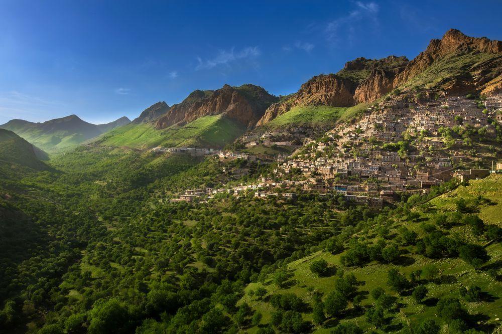 تور کردستان تابستان ۹۶