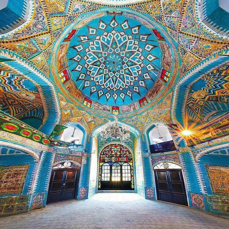 تور کرمانشاه تابستان ۹۶