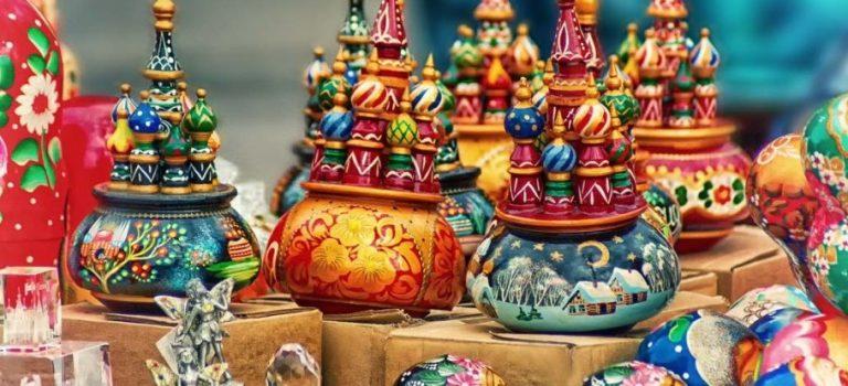 سوغات روسیه | سوغاتی های کشور روسیه