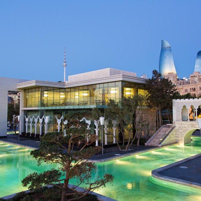 هتل فیرمونت باکو