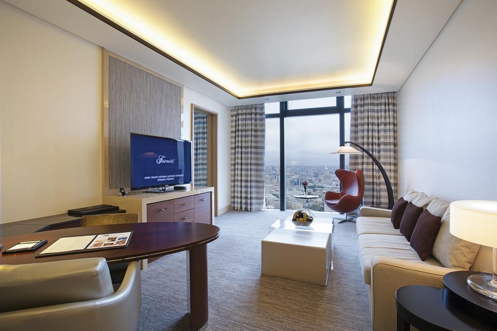 هتل فیرمونت شهر باکو
