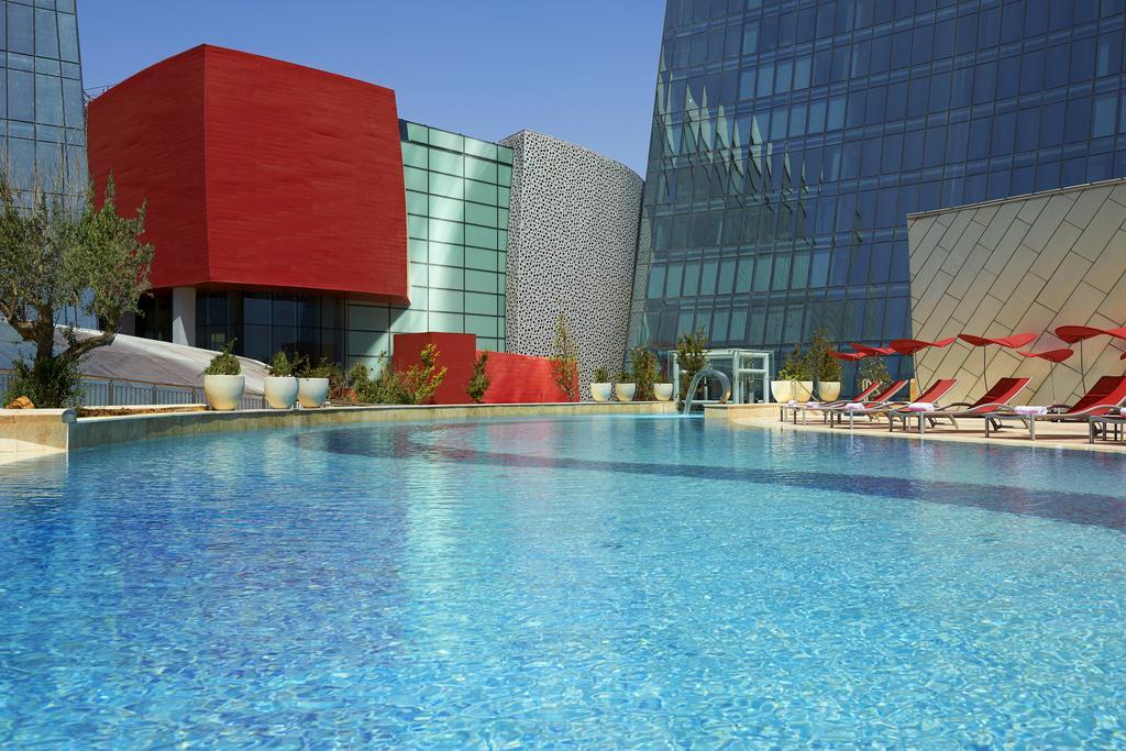 هتل فرمونت باکو