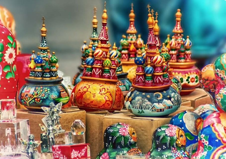سوغات روسیه