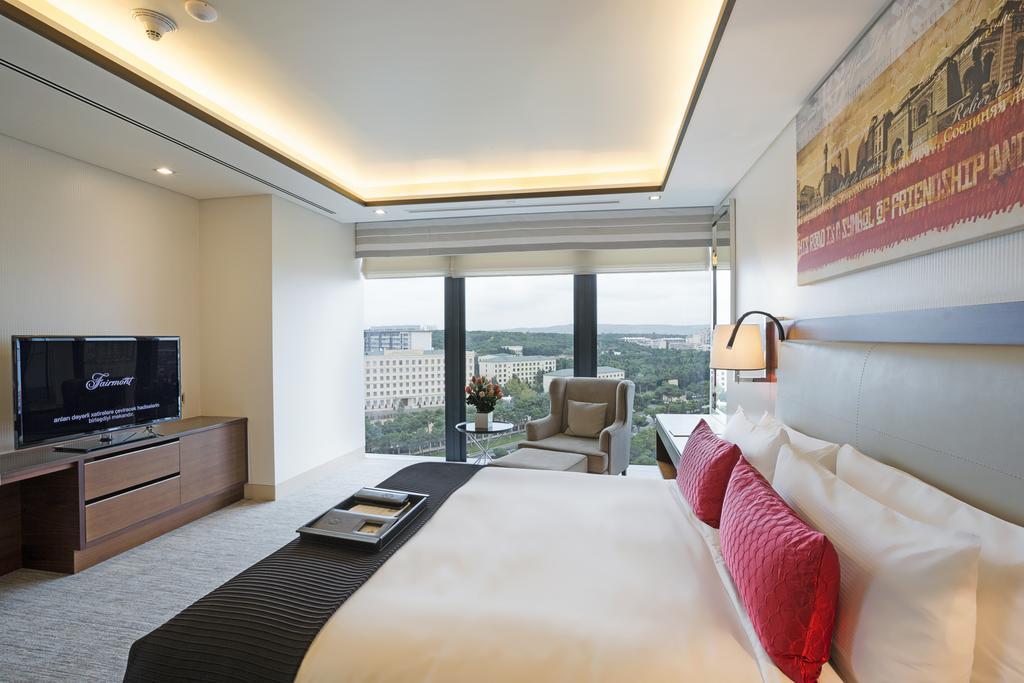 هتل 5 ستاره فیرمونت باکو