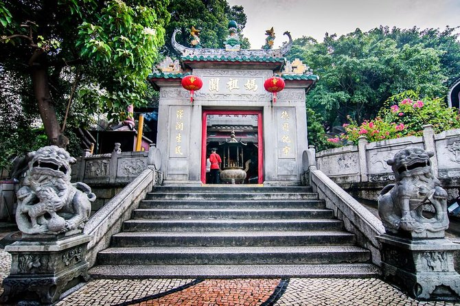 معبد A-MA ماکائو