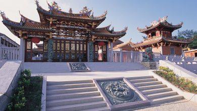 Photo of معبد ای ما ماکائو ، معبد الهه دریای چین  A-MA TEMPLE MACAU