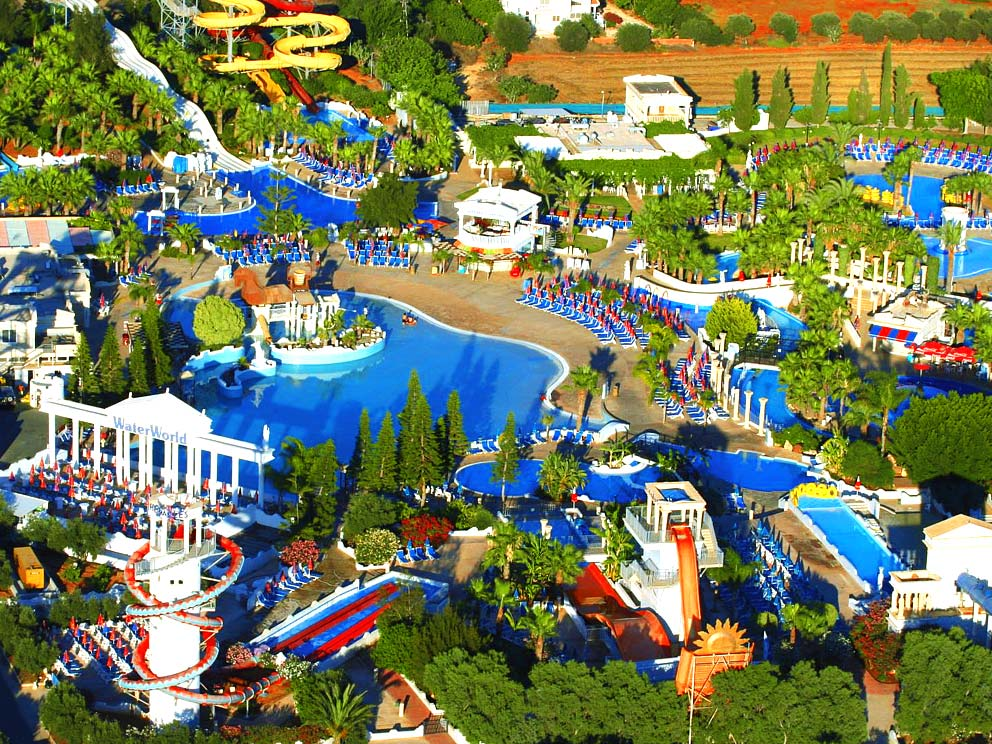 پارک آبی آفرودیت آیاناپا