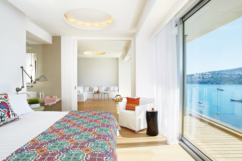 هتل های بدروم ترکیه