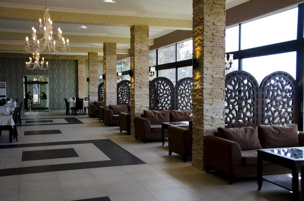 نمای داخلی هتل اسپوتنیک