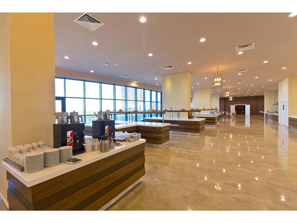 نمای داخلی هتل افوریا