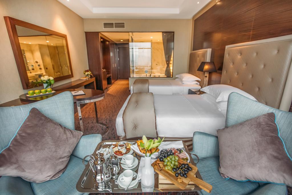 نمای داخلی هتل بیلتمور تفلیس