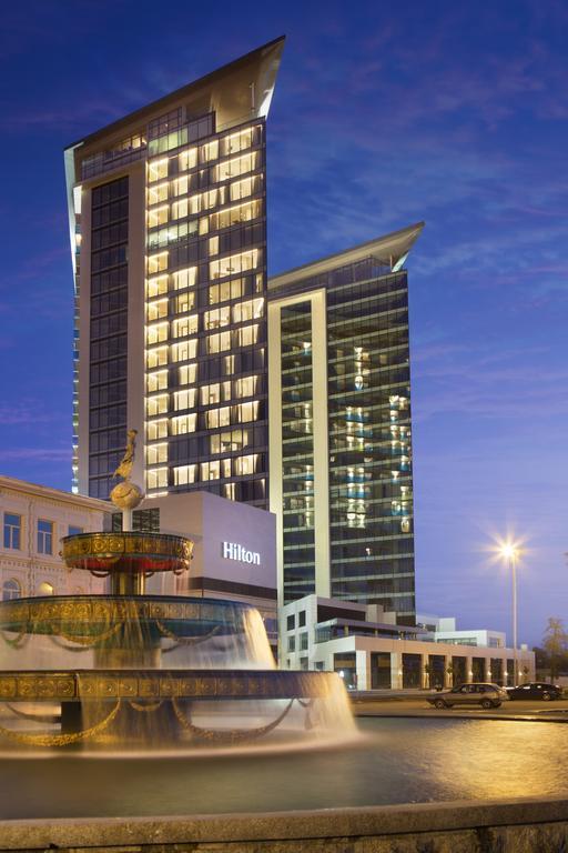 هتل هیلتون باتومی
