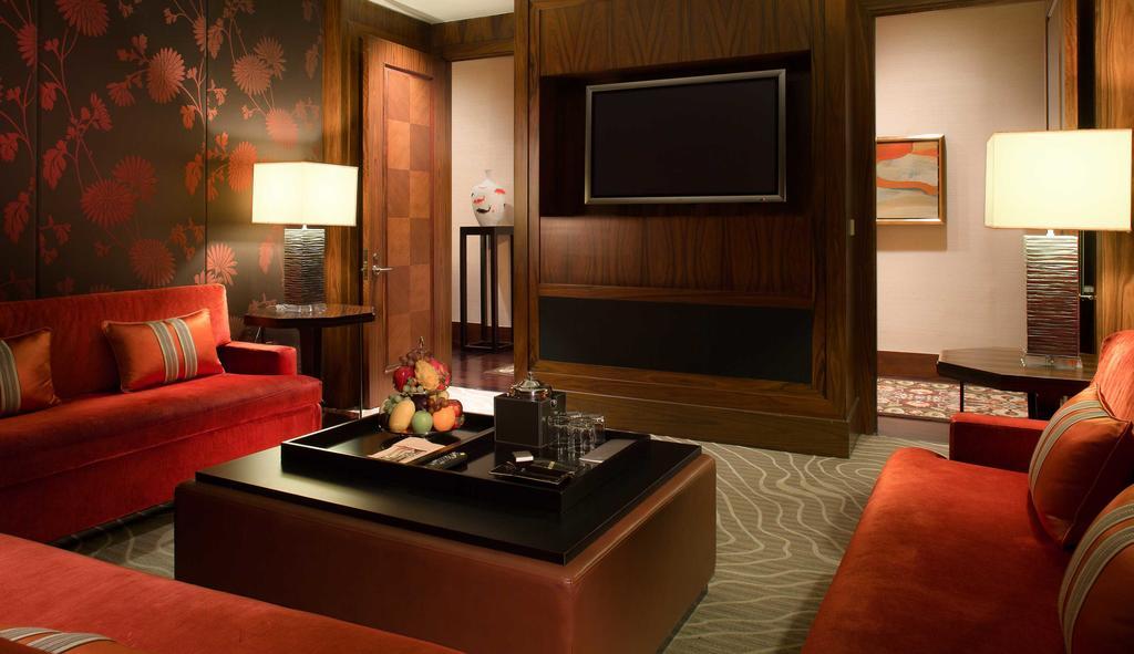 نمای داخلی هتل ونیشین ریزورت