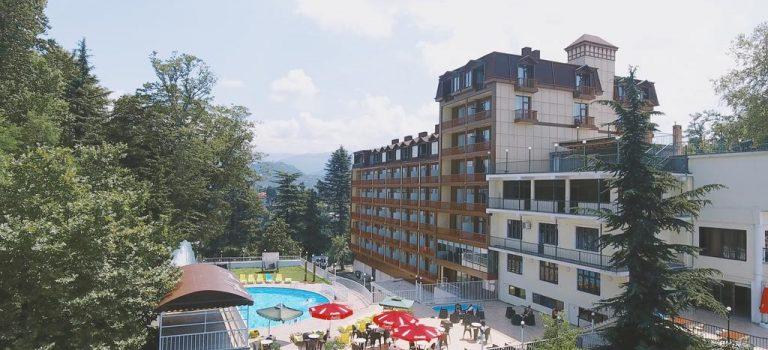هتل اسپوتنیک باتومی | هتل اسپوتنیک | SPUTNIK HOTEL BATUMI