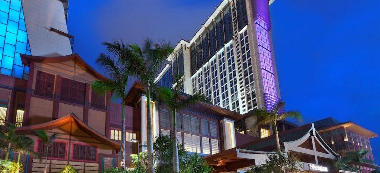 هتل شرایتون ماکائو | هتل شرایتون | SHERATON MACAO HOTEL