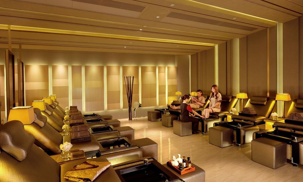 نمای داخلی هتل گلکسی