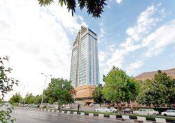 هتل 5 ستاره چمران شیراز