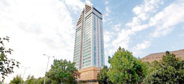 هتل ۵ ستاره چمران شیراز | هتل چمران شیراز | Chamran Grand Hotel