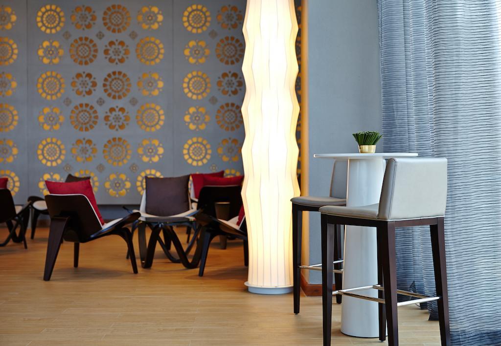 فضای داخلی هتل اوزو