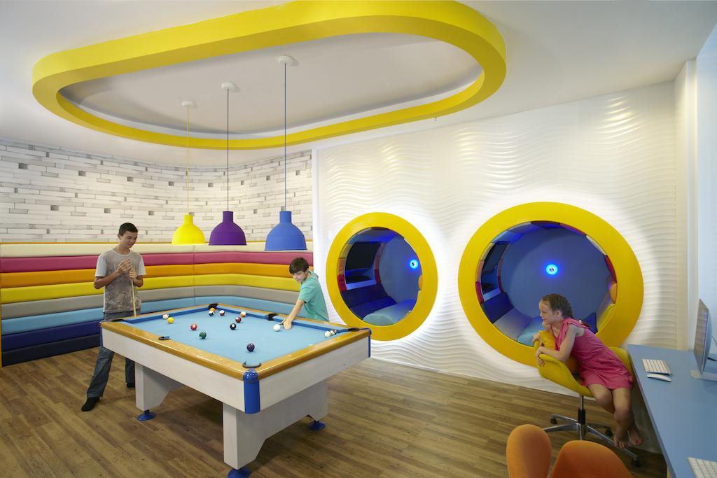 فضای بازی کودک هتل JW ماریوت پوکت
