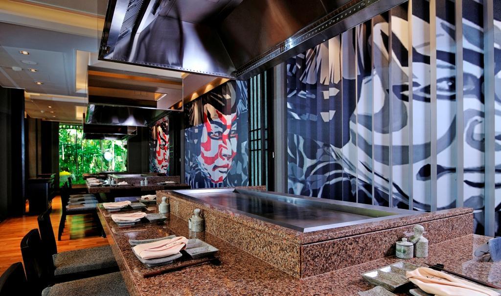 رستورانهای آلاکارته هتل ماریوت