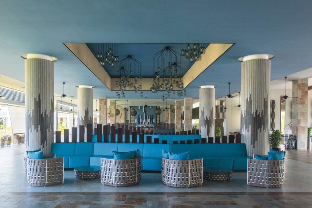 فضای داخلی هتل ریو آهونگالا