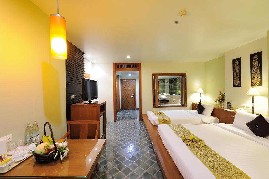نمای داخلی هتل رویال پارادایز