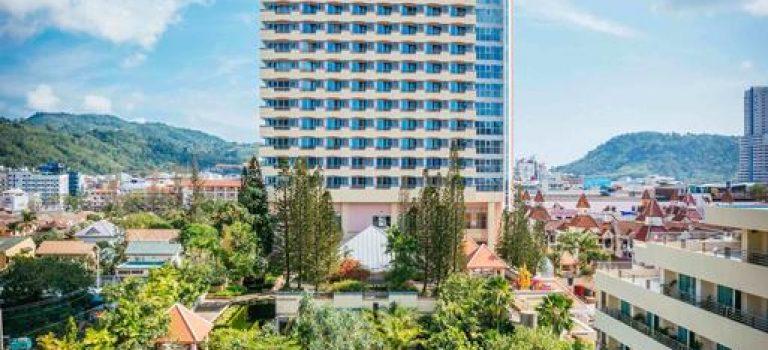 هتل رویال پارادایز پوکت | هتل رویال پارادایز | Royal Paradise Hotel