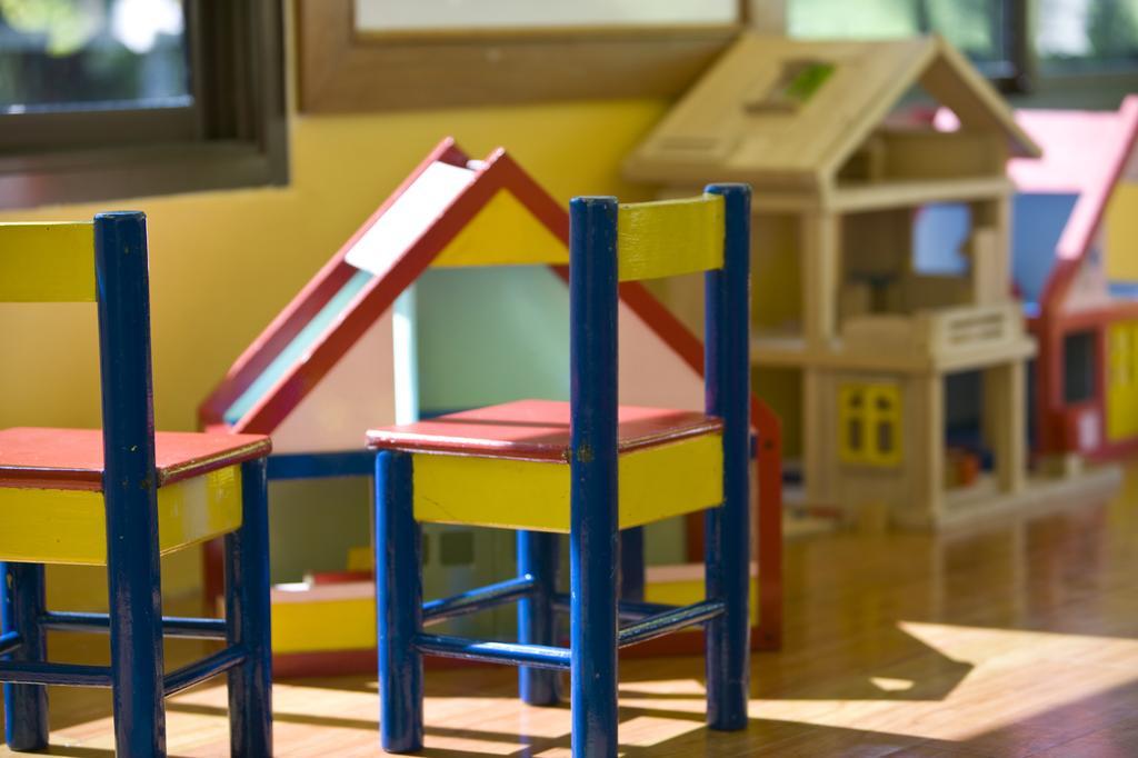 اتاق بازی کودکان هتل لمریدین