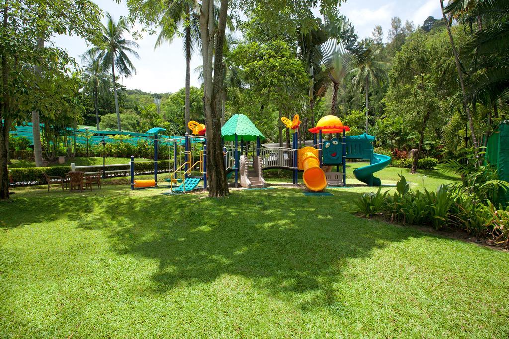 فضای بازی کودکان هتل لمریدین