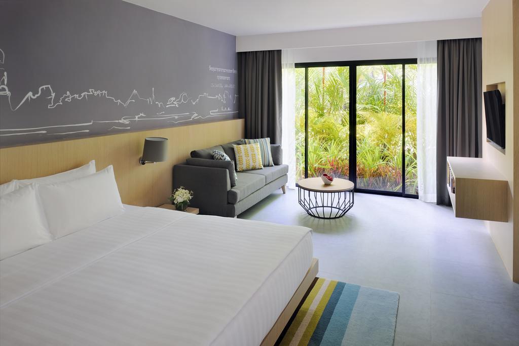 نمای داخلی هتل مووِنپیک ریزورت
