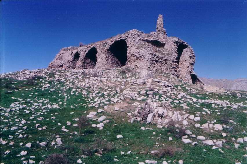 دیدنی های بوشهر-کوشک اردشیر